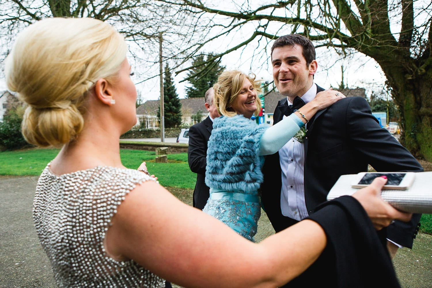 GARETH MCGAUGHEY PHOTOGRAPHY - BELLINGHAM CASTLE WEDDING 00034