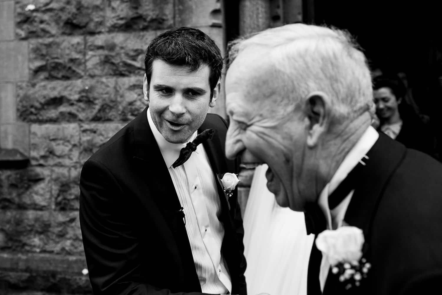 GARETH MCGAUGHEY PHOTOGRAPHY - BELLINGHAM CASTLE WEDDING 00058