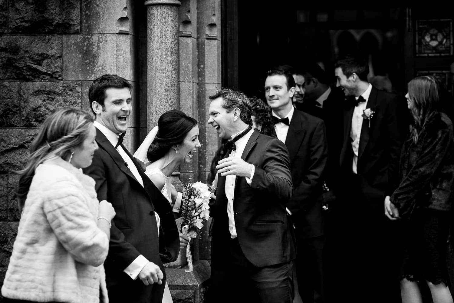 GARETH MCGAUGHEY PHOTOGRAPHY - BELLINGHAM CASTLE WEDDING 00060