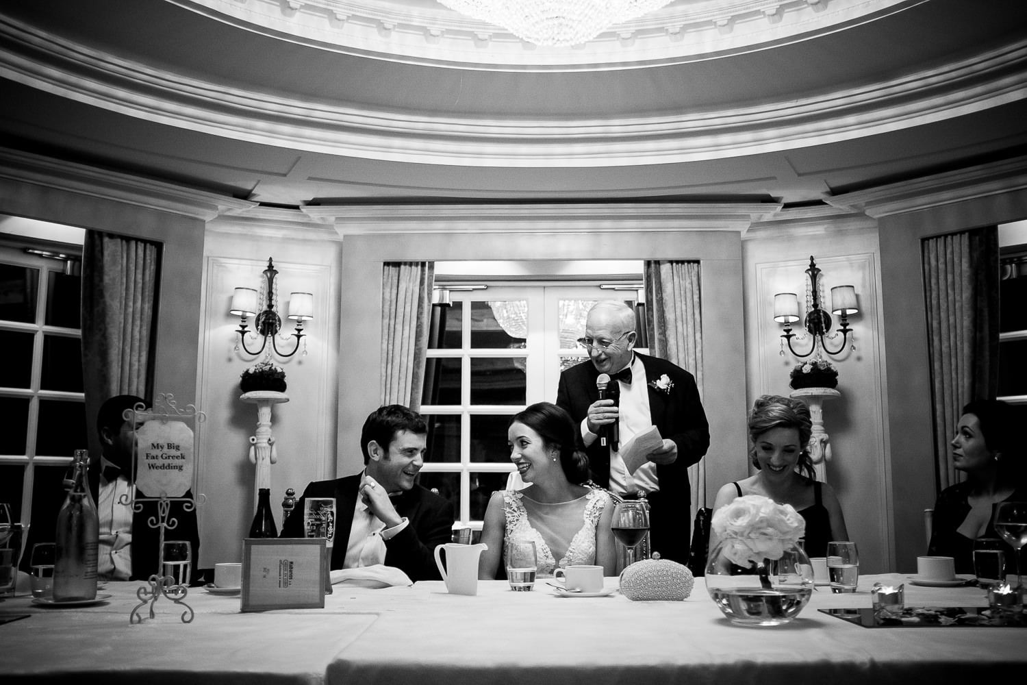 GARETH MCGAUGHEY PHOTOGRAPHY - BELLINGHAM CASTLE WEDDING 00082