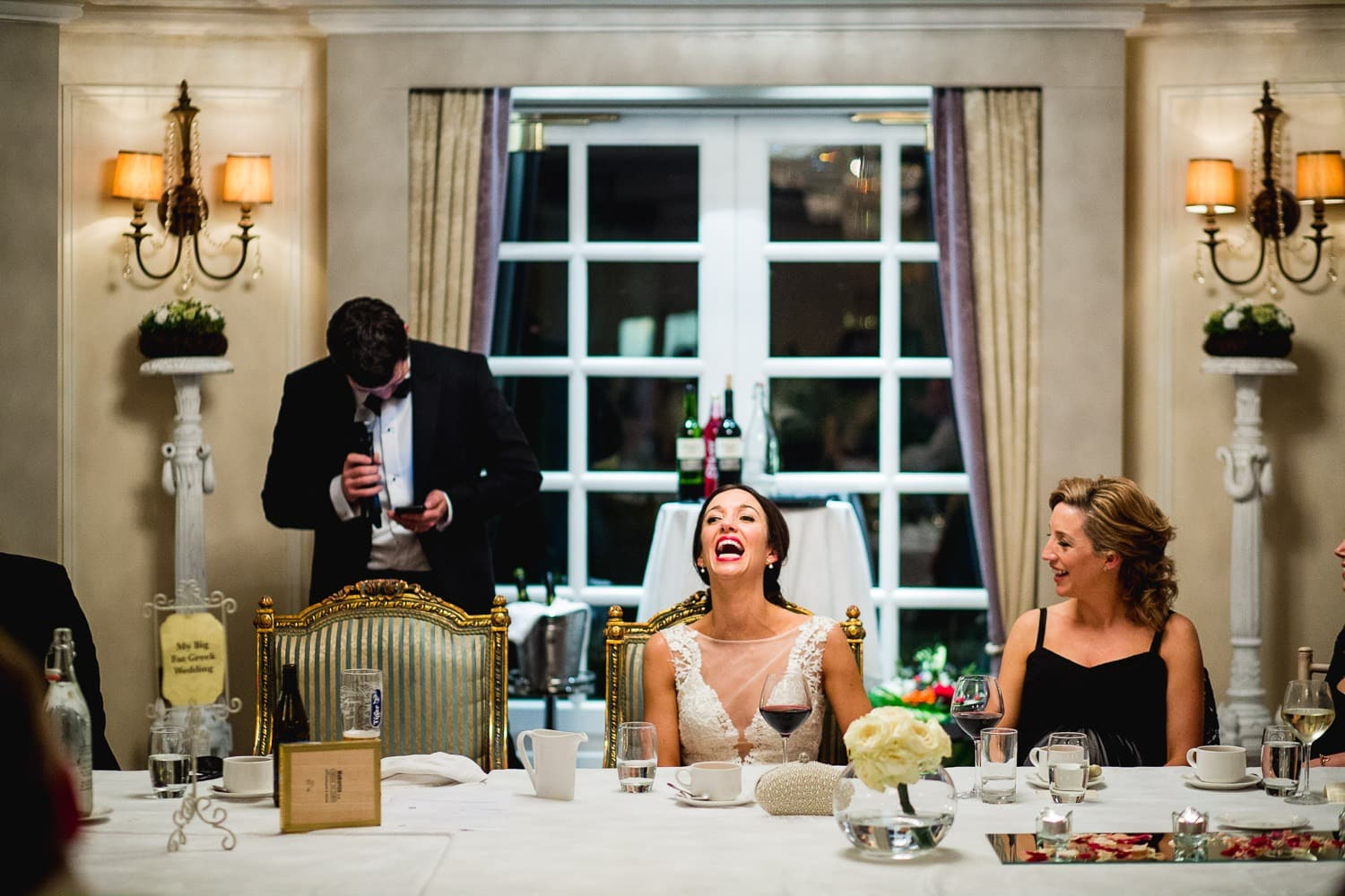 GARETH MCGAUGHEY PHOTOGRAPHY - BELLINGHAM CASTLE WEDDING 00088