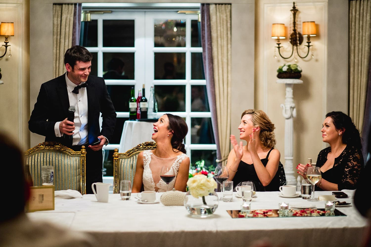 GARETH MCGAUGHEY PHOTOGRAPHY - BELLINGHAM CASTLE WEDDING 00089