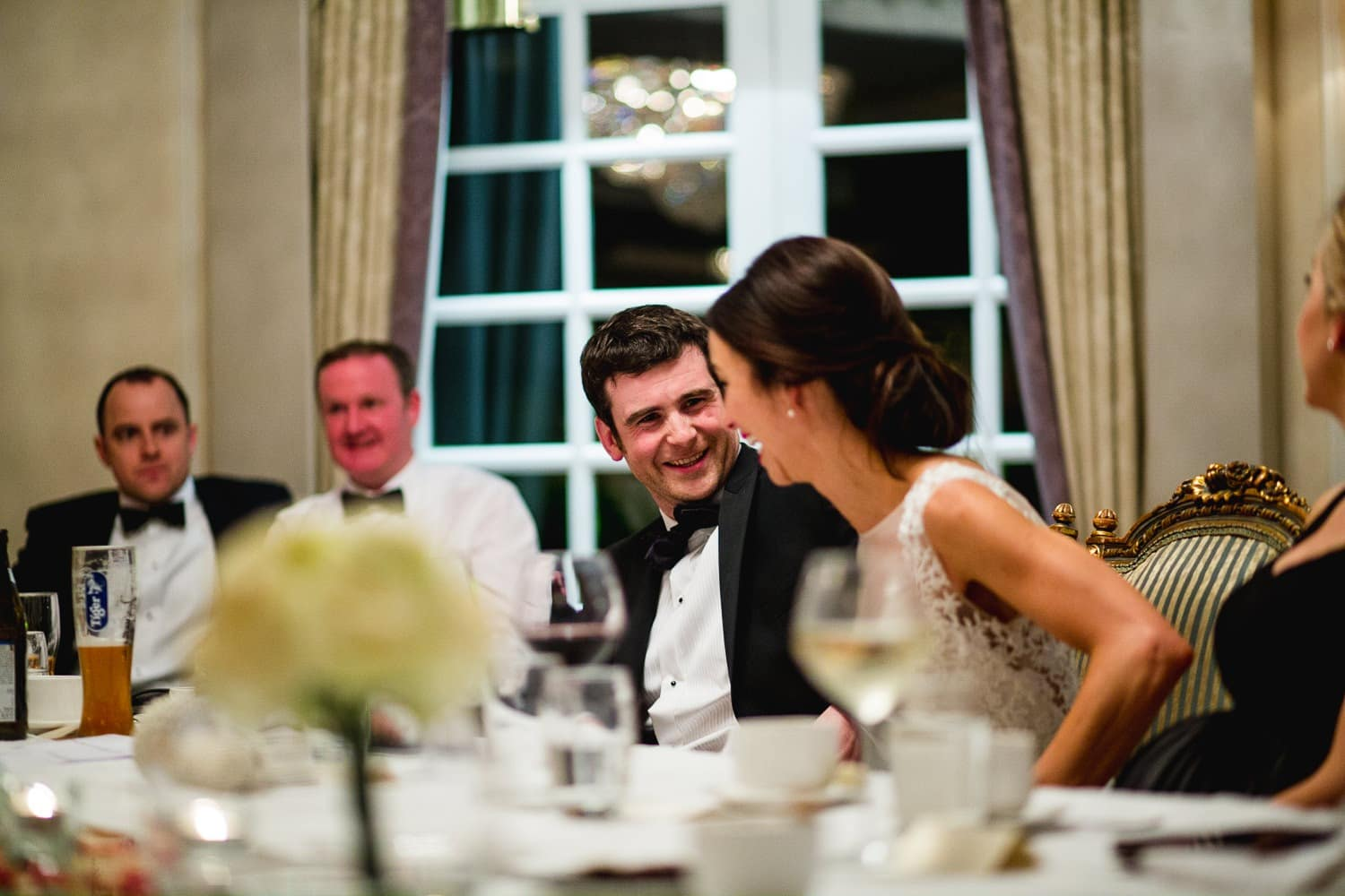 GARETH MCGAUGHEY PHOTOGRAPHY - BELLINGHAM CASTLE WEDDING 00092
