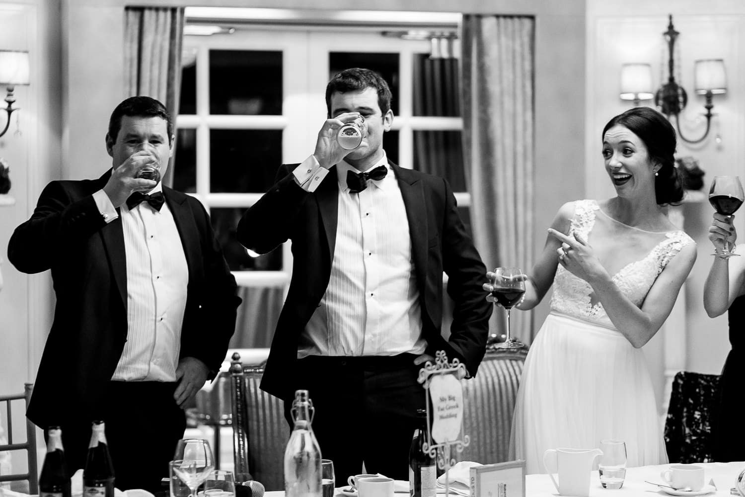 GARETH MCGAUGHEY PHOTOGRAPHY - BELLINGHAM CASTLE WEDDING 00097