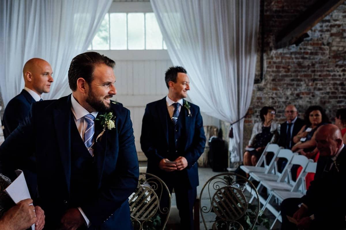 SARAH & STEPHEN'S MILLHOUSE WEDDING 00020
