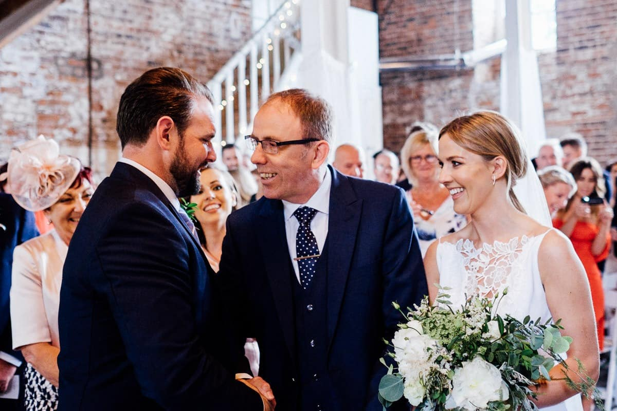 SARAH & STEPHEN'S MILLHOUSE WEDDING 00023