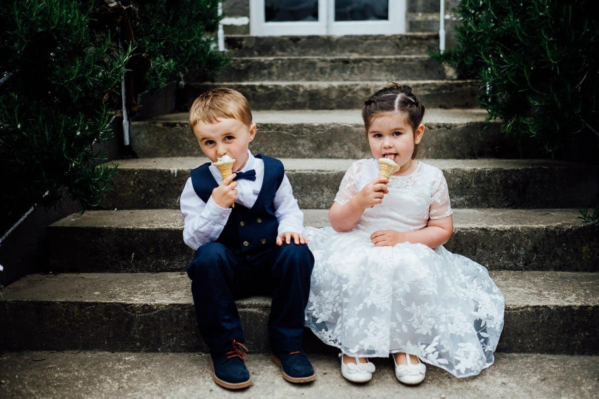 SARAH & STEPHEN'S MILLHOUSE WEDDING 00040