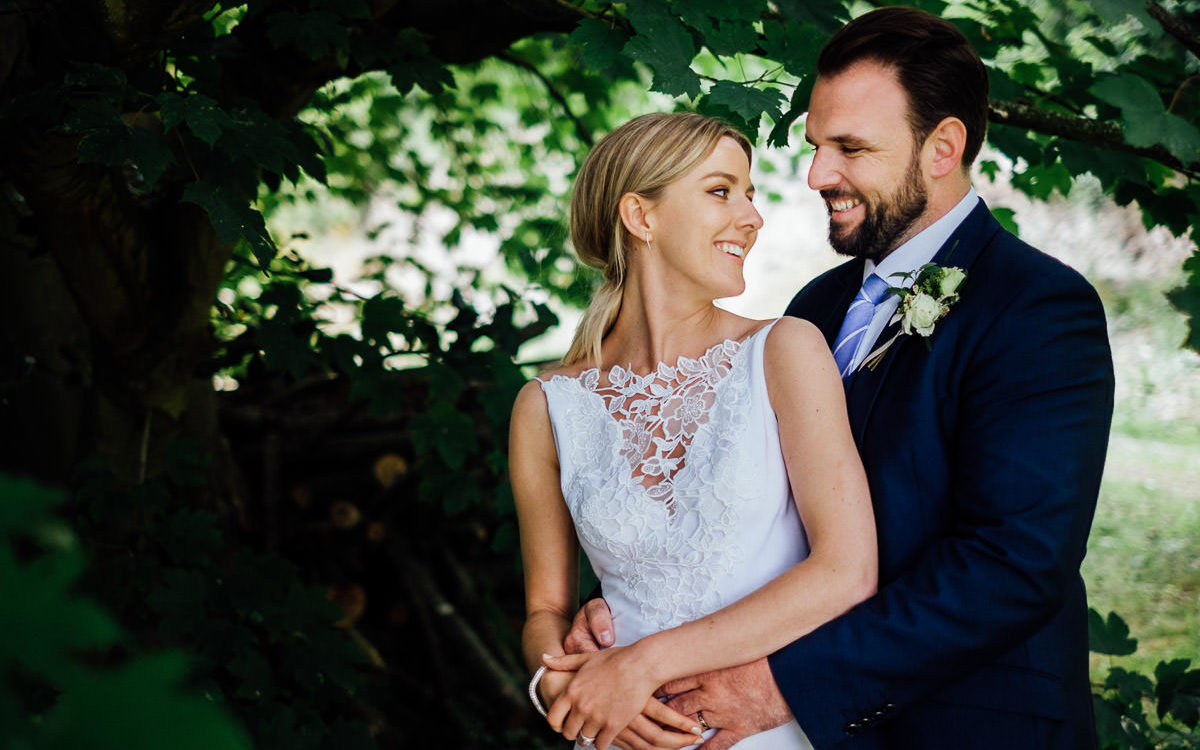 A MILLHOUSE WEDDING - SARAH & STEPHEN