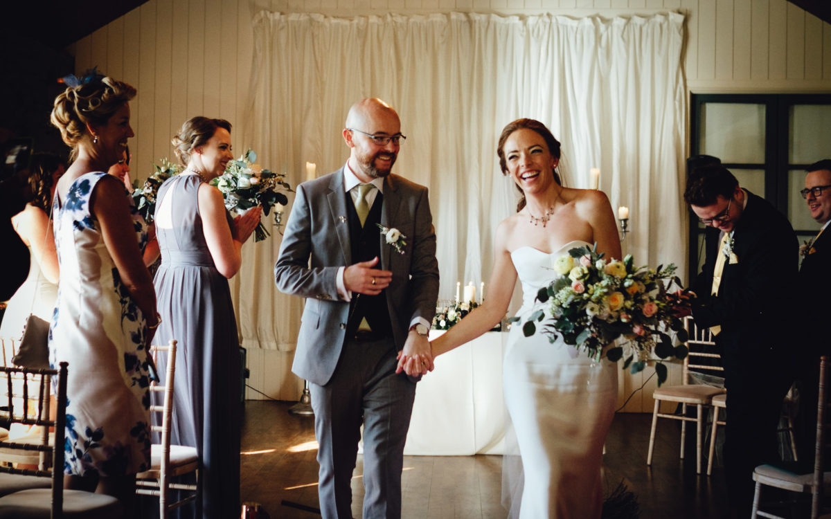 CLONABREANY HOUSE WEDDING - HOLLY & DANIEL