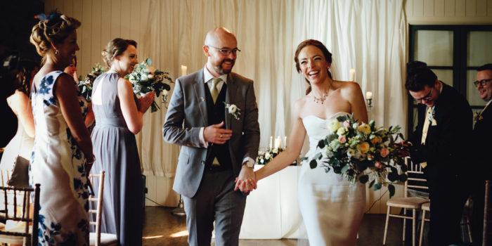 CLONABREANY HOUSE WEDDING - HOLLY & DANIEL