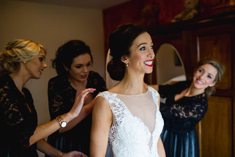 GARETH MCGAUGHEY PHOTOGRAPHY - BELLINGHAM CASTLE WEDDING 00026