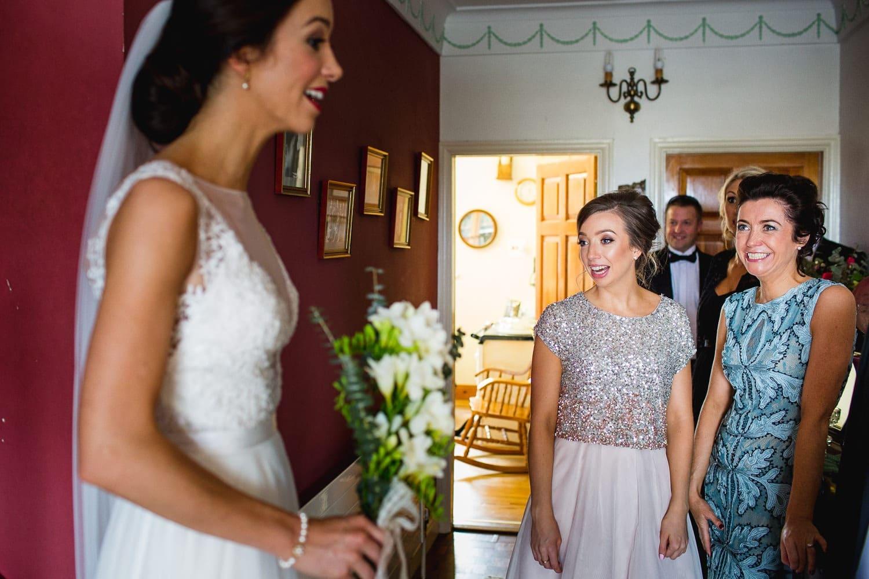 GARETH MCGAUGHEY PHOTOGRAPHY - BELLINGHAM CASTLE WEDDING 00032