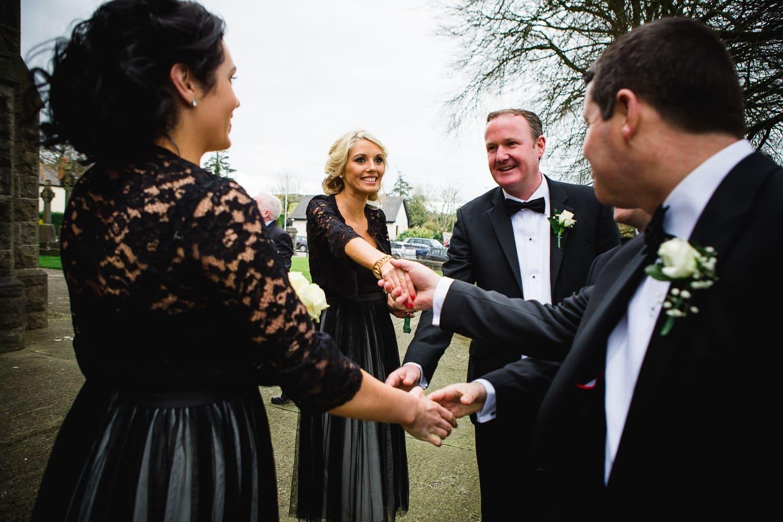 GARETH MCGAUGHEY PHOTOGRAPHY - BELLINGHAM CASTLE WEDDING 00037