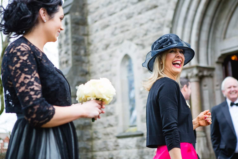 GARETH MCGAUGHEY PHOTOGRAPHY - BELLINGHAM CASTLE WEDDING 00038