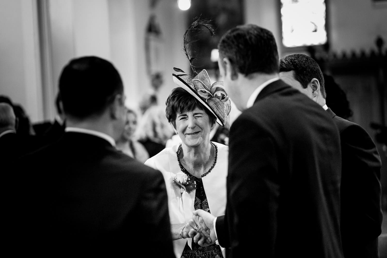 GARETH MCGAUGHEY PHOTOGRAPHY - BELLINGHAM CASTLE WEDDING 00049