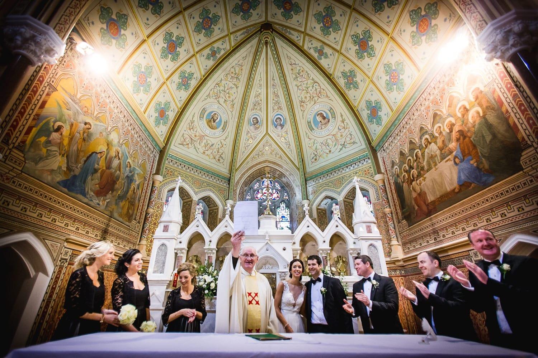 GARETH MCGAUGHEY PHOTOGRAPHY - BELLINGHAM CASTLE WEDDING 00054