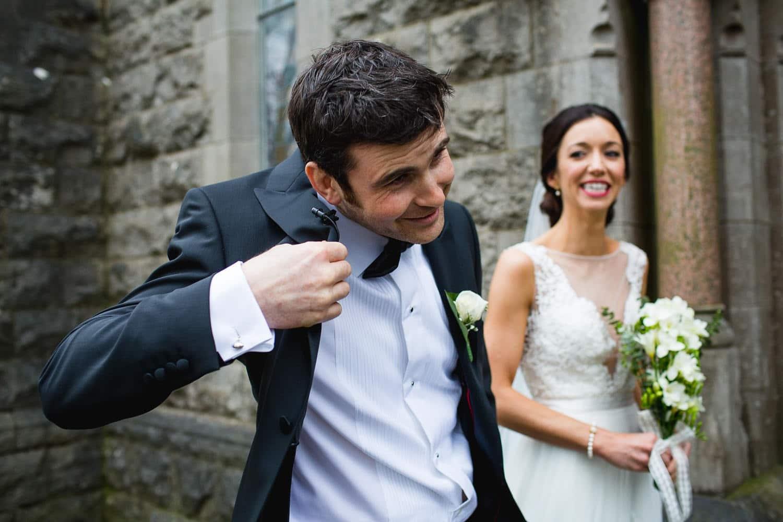 GARETH MCGAUGHEY PHOTOGRAPHY - BELLINGHAM CASTLE WEDDING 00056
