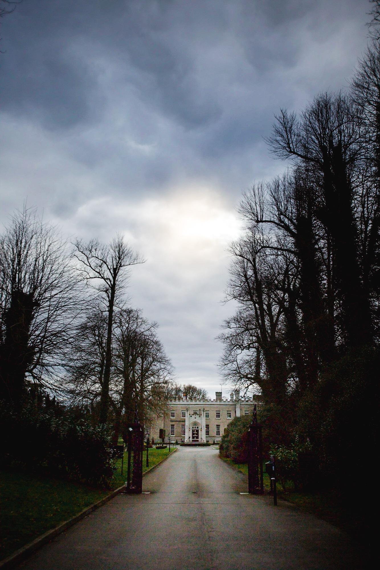 GARETH MCGAUGHEY PHOTOGRAPHY - BELLINGHAM CASTLE WEDDING 00061