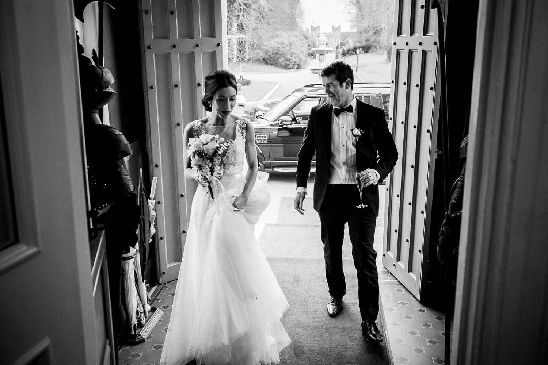 GARETH MCGAUGHEY PHOTOGRAPHY - BELLINGHAM CASTLE WEDDING 00064