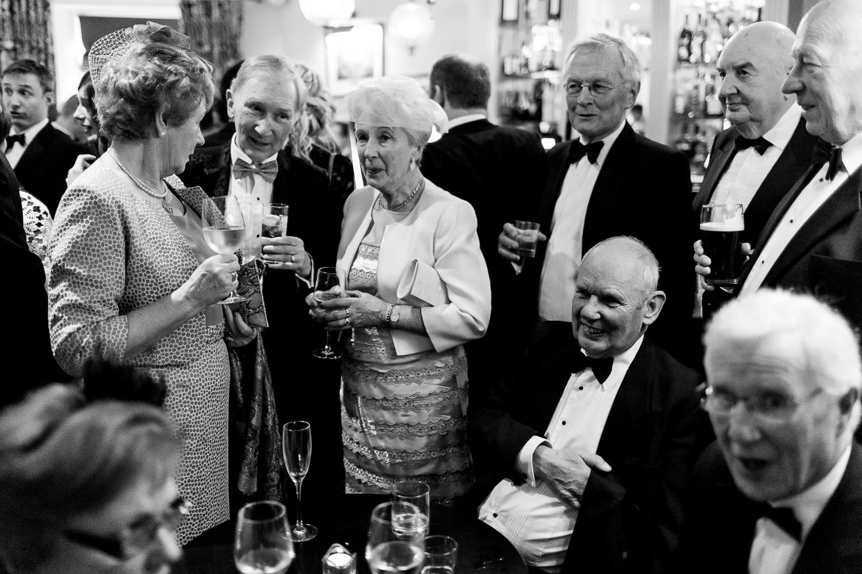 GARETH MCGAUGHEY PHOTOGRAPHY - BELLINGHAM CASTLE WEDDING 00073