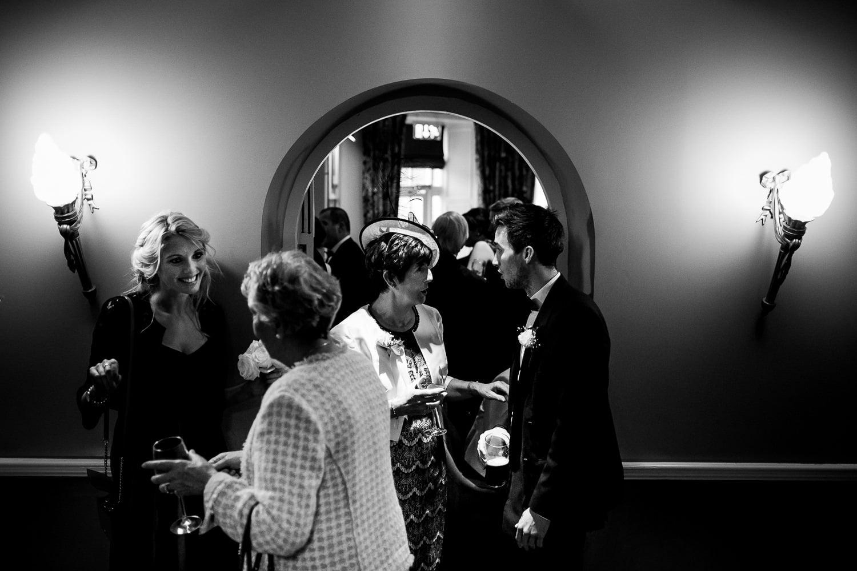 GARETH MCGAUGHEY PHOTOGRAPHY - BELLINGHAM CASTLE WEDDING 00074