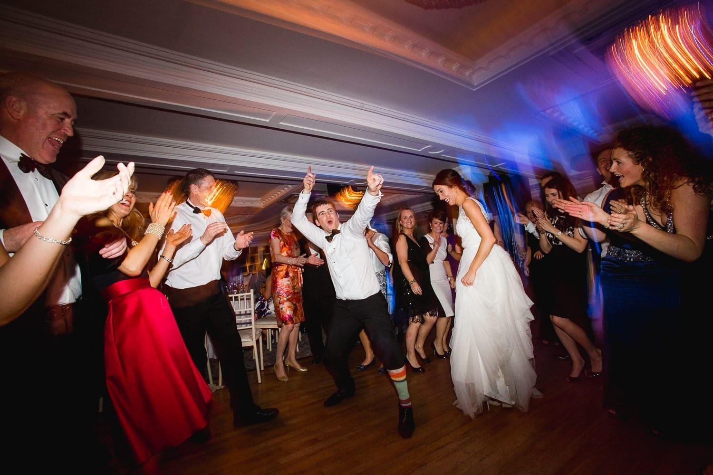 GARETH MCGAUGHEY PHOTOGRAPHY - BELLINGHAM CASTLE WEDDING 00108