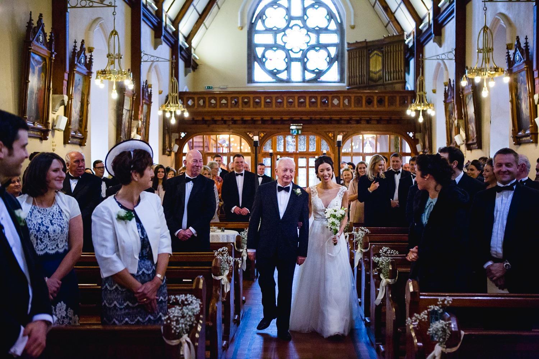 GARETH MCGAUGHEY PHOTOGRAPHY - BELLINGHAM CASTLE WEDDING 01200