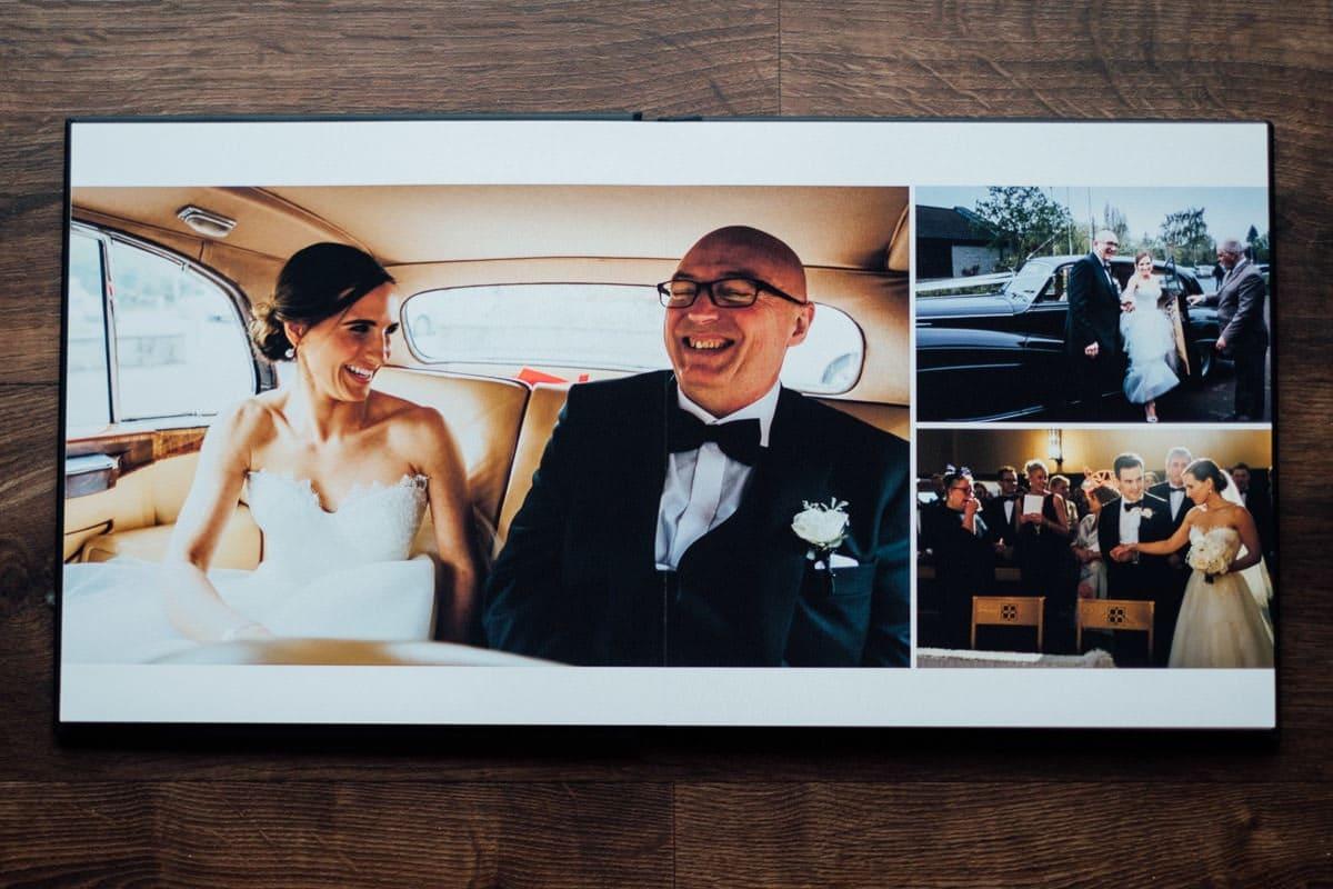 wedding photography albums