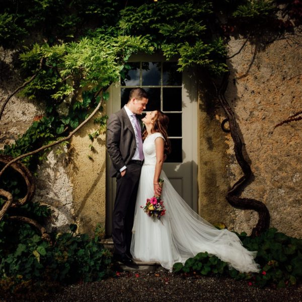 CLOUGHJORDAN HOUSE WEDDING - NIAMH & ANDREW